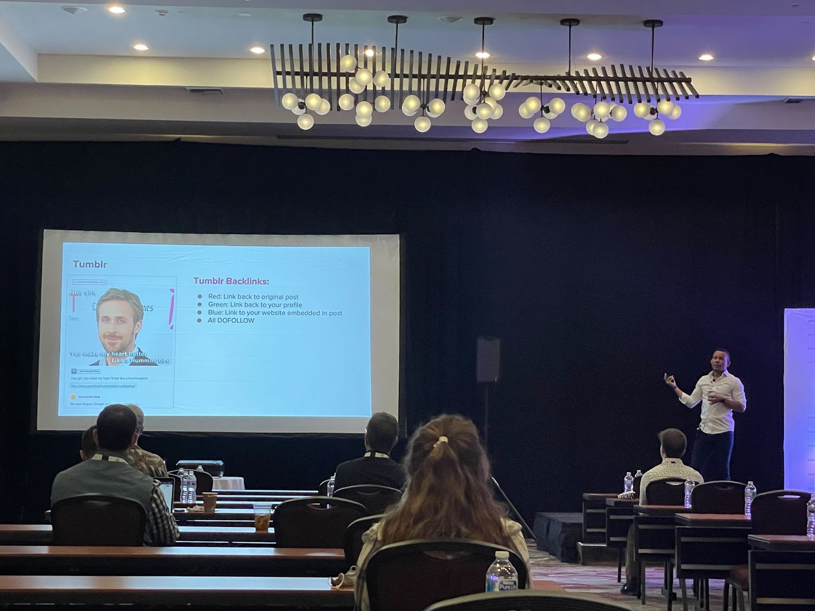 Takeshi Young about linkbuilding with social platforms