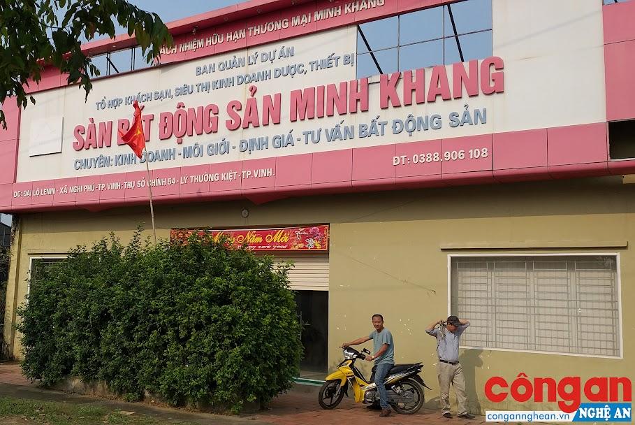 Nhiều người đang khốn đốn khi mua đất tại Dự án Minh Khang