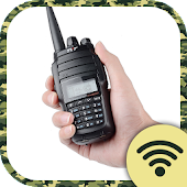 Army Wifi Walkie Talkie