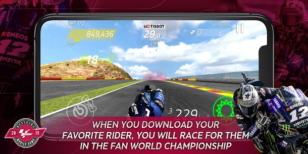 MotoGP Racing '19 App Download For Android and iPhone 4