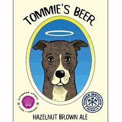 Logo of Three Notch'd Tommie's Beer