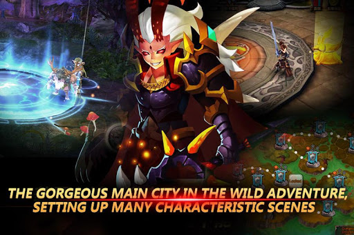 Heroe summon 1 mod screenshots 2