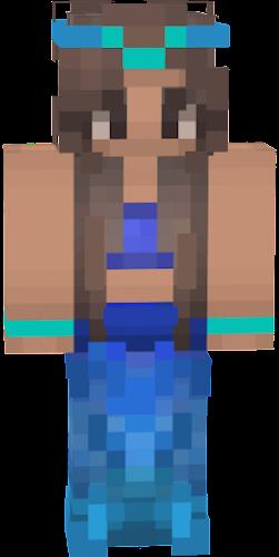 My New Mermaid Skin Nova Skin