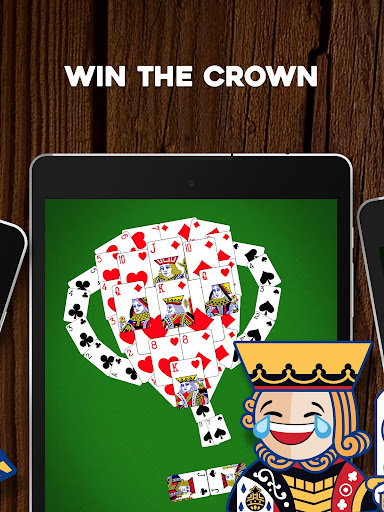 Crown Solitaire: A New Puzzle Solitaire Card Game 1.6.1.1654 screenshots 8