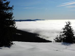 Photo: 03 Zwercheck: Nebeldecke auf 1200 Meter Höhe