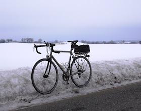 Photo: 07.02.2010 Der erste 100er in 2010
