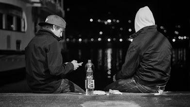 Photo: Vodka...  #street #streetphotography #shootthestreet #blackandwhite #blackandwhitephotography #bw #monochrome