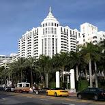 Washington Ave in Miami in Miami, Florida, United States