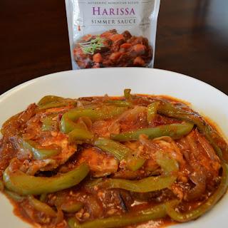 Harissa Honey Salmon