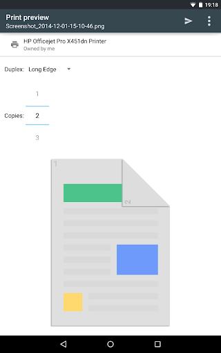 Cloud Print 1.40 screenshots 15