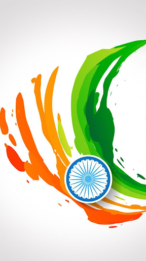 Indian Flag Wallpaper Best 4K screenshot 9