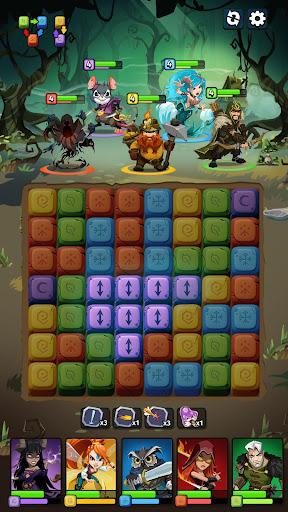 Fablehood: Idle Puzzle Blast 0.10.0 screenshots 2