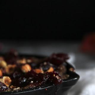 Cranberry Semolina Skillet Cake