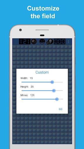 Minesweeper - classic game  screenshots 2