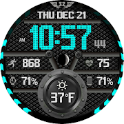 VIPER 4 watchface for WatchMaker