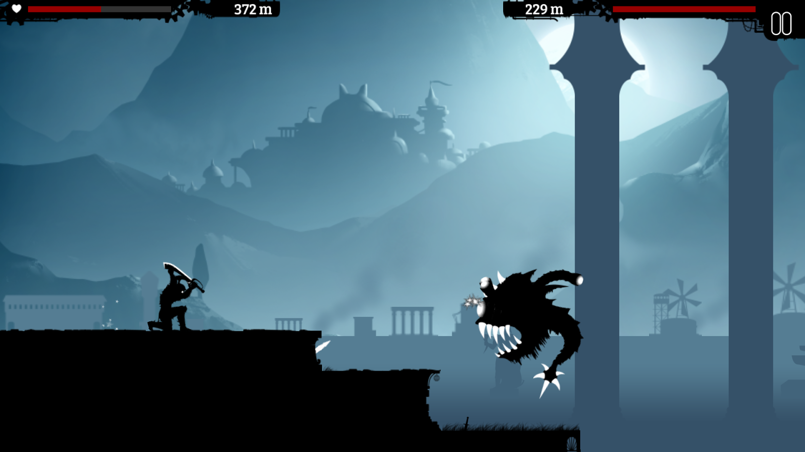 Dark Lands - Best battle run- screenshot