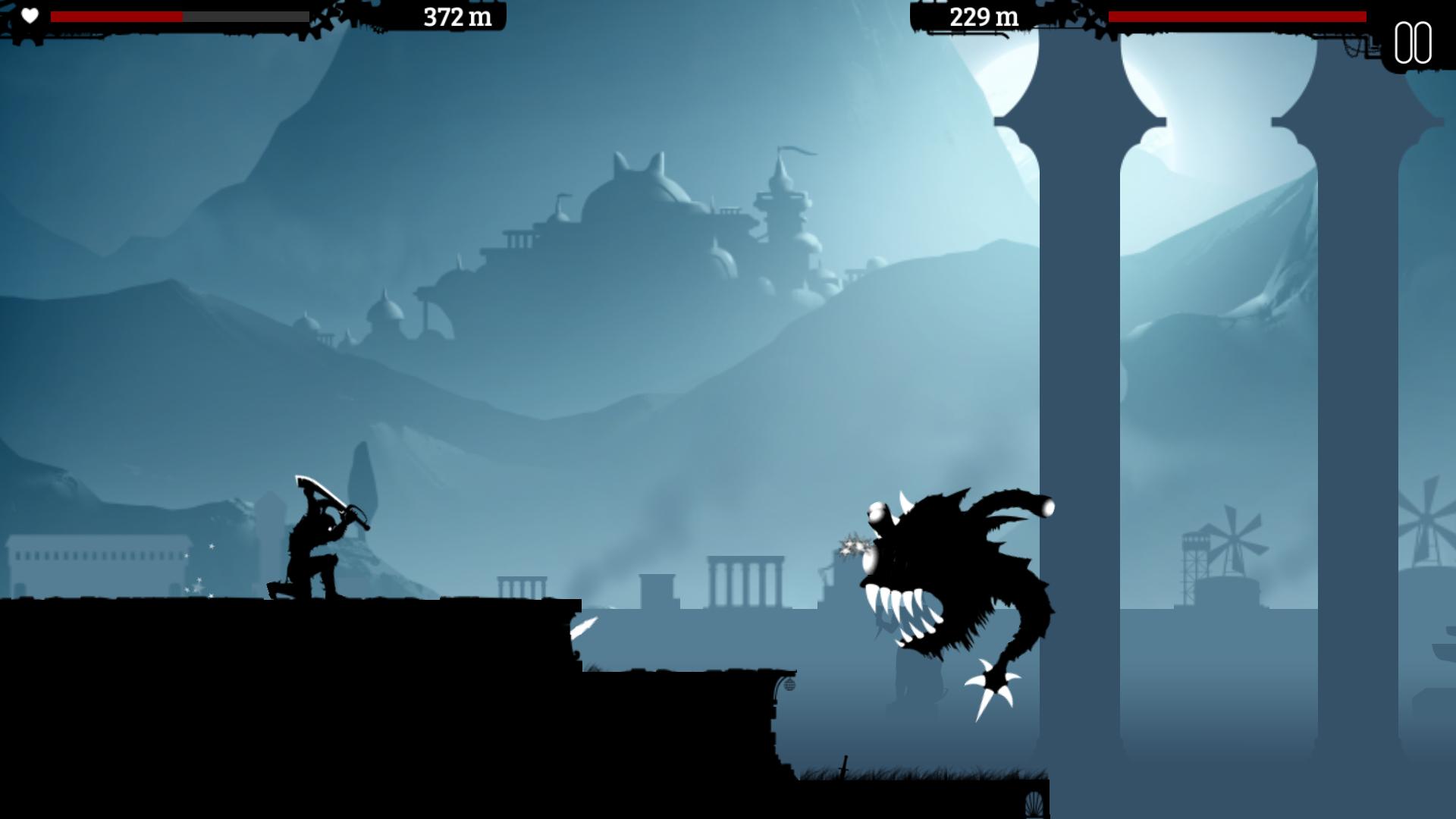 Dark Lands - Best battle run screenshot #3