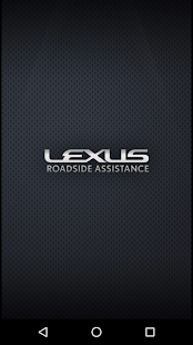 Lexus Roadside Assistance- screenshot thumbnail