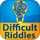 Difficult riddles for PC-Windows 7,8,10 and Mac