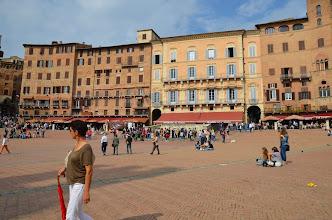Photo: Siena main square