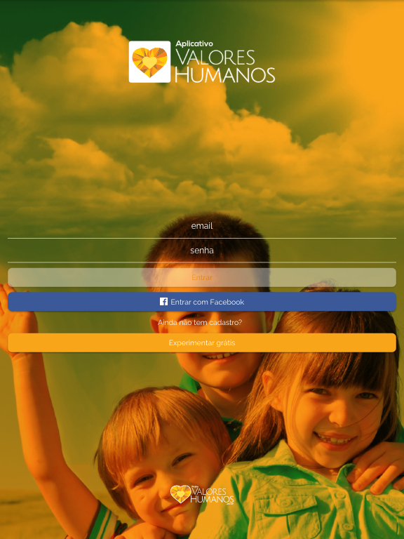 Valores Humanos- screenshot