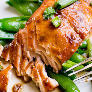 Brown Sugar Soy Glazed Salmon Recipe
