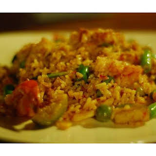 Burmese Fried Rice.