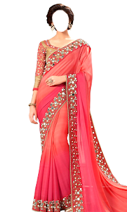 Women Designer Sarees photo suit - náhled