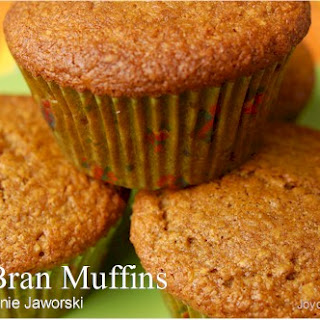 Oat Bran Muffins Tested