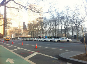 Photo: Police at the UN
