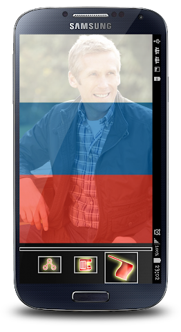 android Russian Flag Profile Picture Screenshot 5