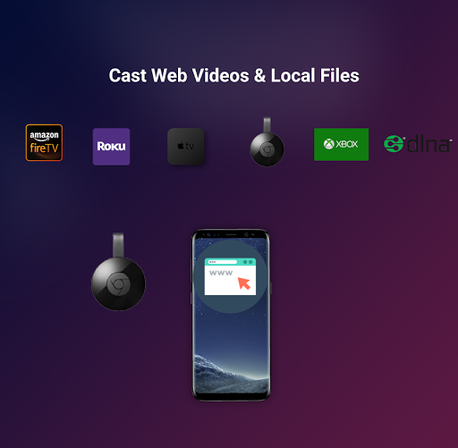 Cast to TV: Chromecast 2.142 screenshots 2