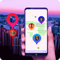 Mobile Number Locator 2021-Phone Number Tracker icon