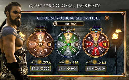 Game of Thrones Slots Casino - Free Slot Machines apktram screenshots 14