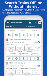 Live Train IRCTC Enquiry PNR Status Indian Railway App Latest Version Download For Android and iPhone 3