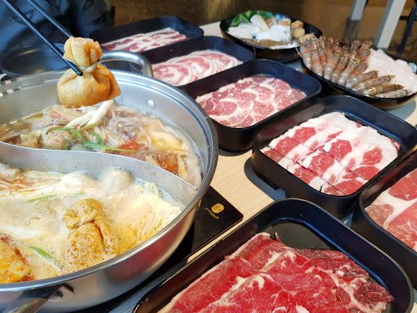 肉肉屋 火鍋吃到飽!自取食材超過50種~啤酒也是吃到飽!!