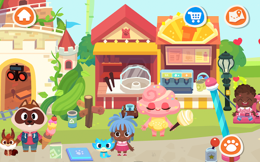 Dr. Panda Town: Pet World  screenshots 6