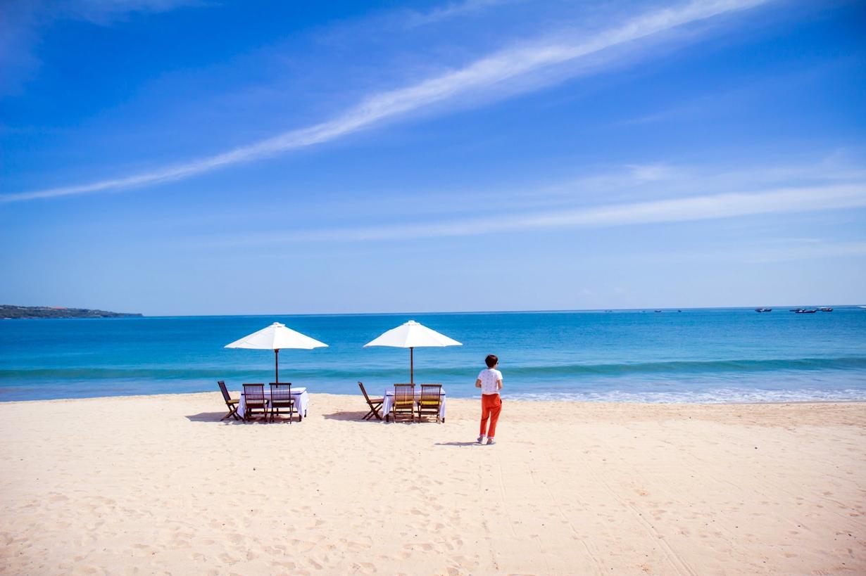 bãi biển Bali 4