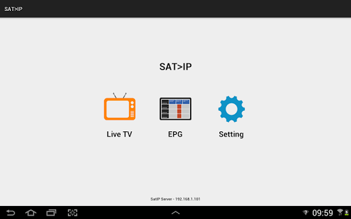 Zinwell SAT>IP (Demo)  screenshots 9
