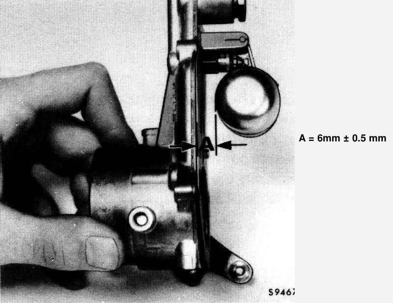 Carburetor stripping down and recalibration - Bedford CF Org