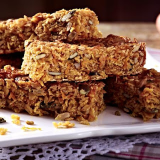 Carrot Muesli Bars