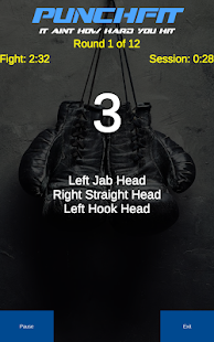 Download PunchFit: Boxing Coach For Heavybags Workouts For PC Windows and Mac apk screenshot 5