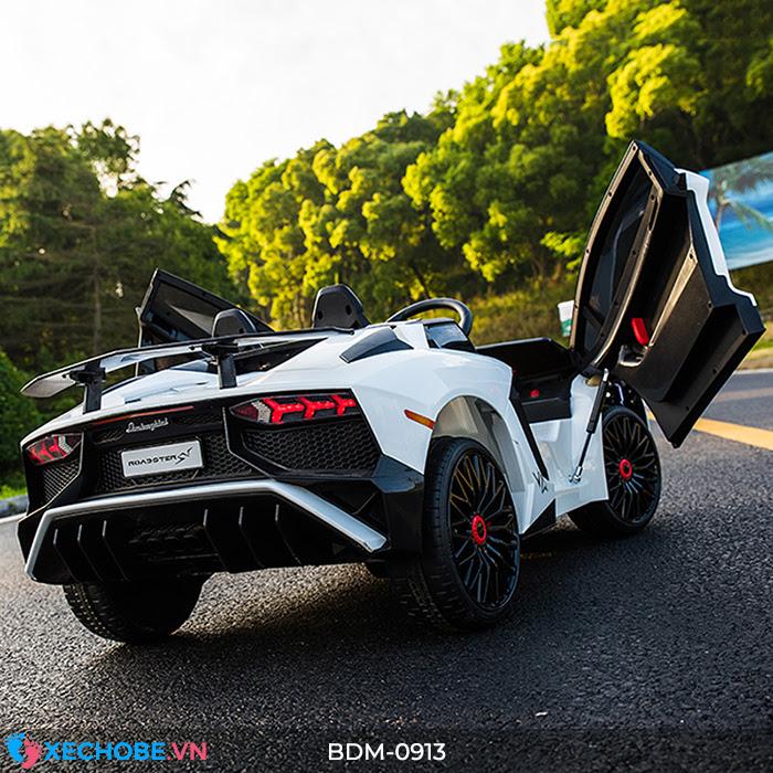 Xe ô tô điện trẻ em BDM-0913 21