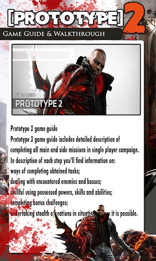Guide For Prototype 2 Game