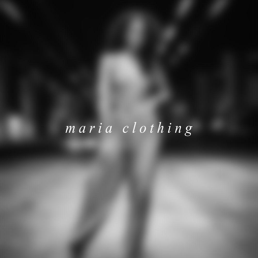Maria Clothing - Logo Template