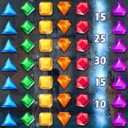 Jewels Frozen - Classic Match 3 Game