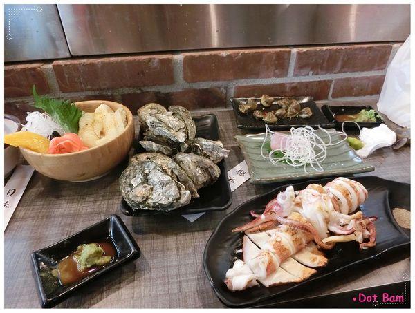 リ味館(生鮮海產,現烤海鮮) 食尚玩家報導,隱身在公益路黎明黃昏市場內平價生猛海鮮、現烤海鮮餐廳