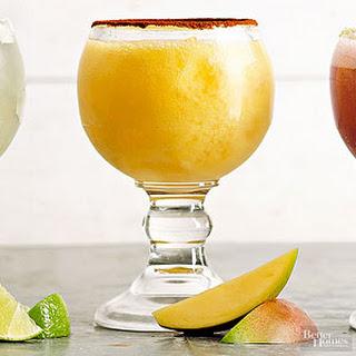 Mango-Coconut Margaritas