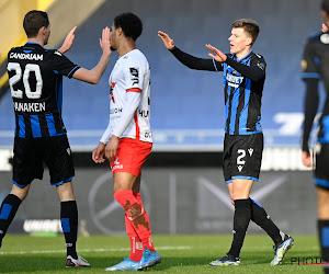 Club Brugge tikt Zulte Waregem tureluurs en overwint 'coronadipje' met klinkende overwinning