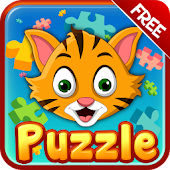 Funny Puzzles. Games for Kids
